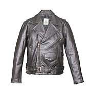 Terminator T-800 Leather Motorcycle Jacket Prop Replica