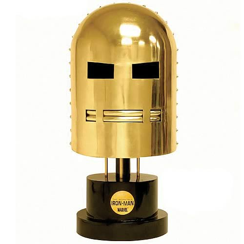 Iron Man Gold Helmet Replica