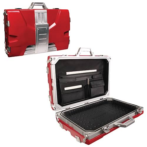 Iron Man 2 Tony Stark Mark V Briefcase Replica