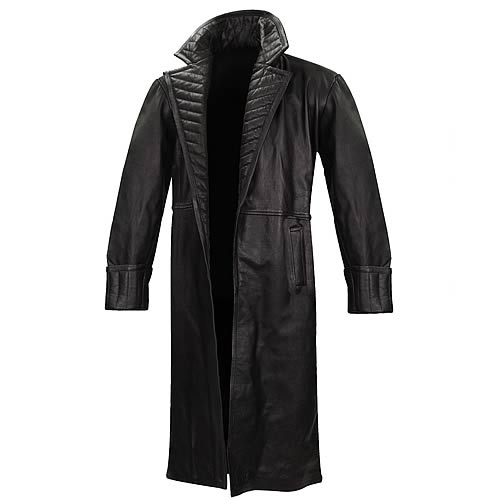 Avengers Nick Fury Leather Coat