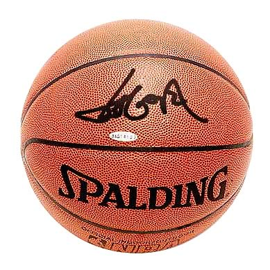 Yao Ming Signed Basketball