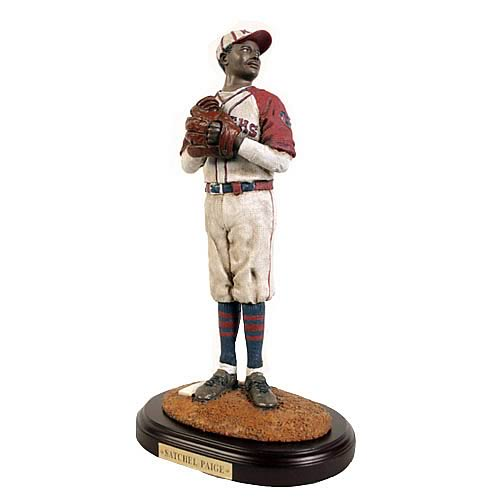 Satchel Paige Historical Figurine - Kansas City Monarchs