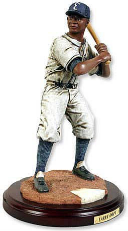 Larry Doby Historical Figurine - Newark Eagles