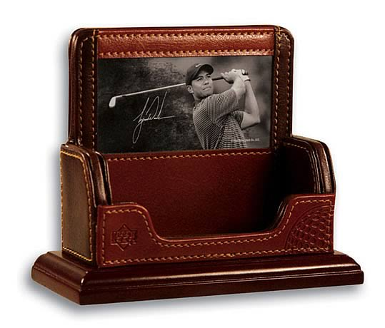 PGA Tiger Woods Collection – Business Card Holder