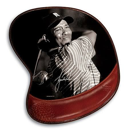 PGA Tiger Woods Collection – Mouse Pad (Rounded)
