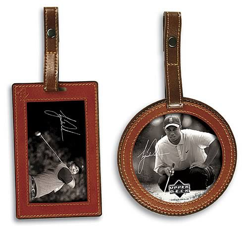 PGA Tiger Woods Collection – Golf Bag and Luggage Tag Set