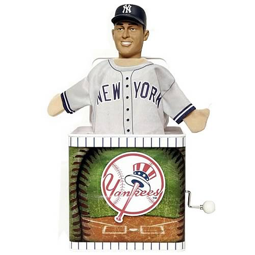 MLB Jox Box Series 2 Derek Jeter - New York Yankees