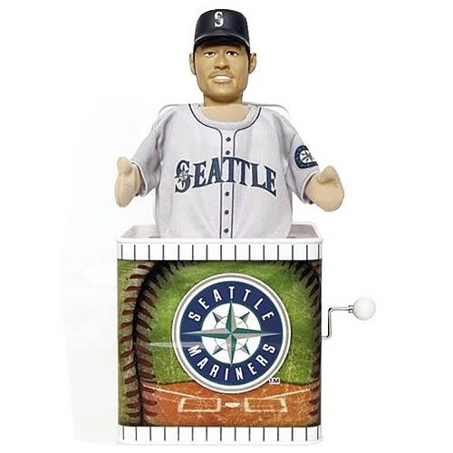 MLB Jox Box Series 2 Ichiro Suzuki - Seattle Mariners