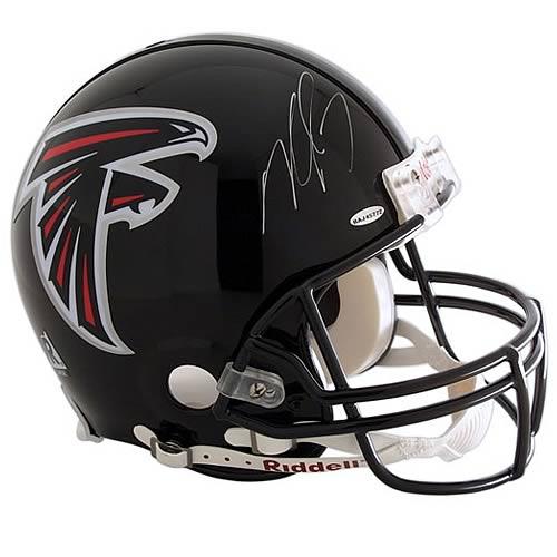 Michael Vick Signed Atlanta Falcons Authentic Helmet