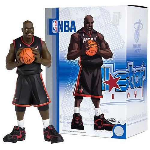 NBA All-Star Shaquille O'Neal Vinyl Figure