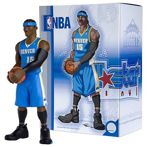 NBA All-Star Carmelo Anthony Vinyl Figure