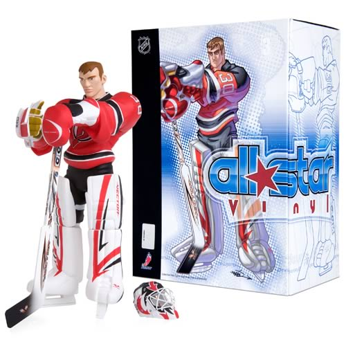 NHL All-Star Martin Brodeur Vinyl Figure