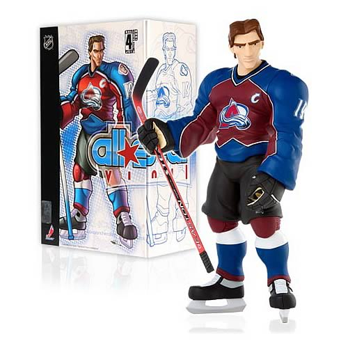NHL All-Star Joe Sakic Vinyl Figure