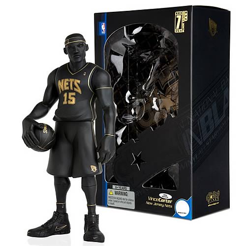 NBA All-Star Vince Carter (Black Edition) Vinyl Figure