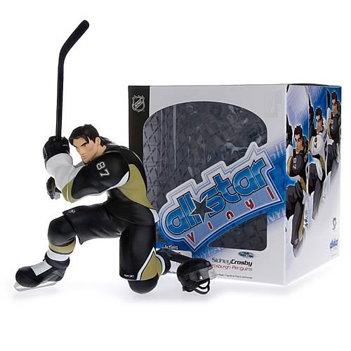 NHL All-Star Sidney Crosby (Home Jersey) Vinyl Figure