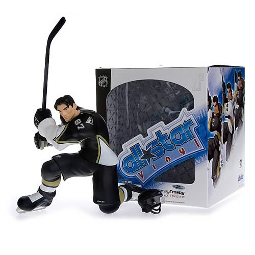 NHL All-Star Sidney Crosby (2007 Home Jersey) Vinyl Figure