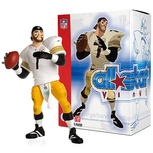 NFL All-Star Ben Roethlisberger Vinyl Figure