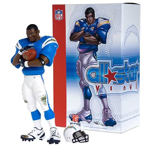 NFL All-Star LaDainian Tomlinson Vinyl Figure