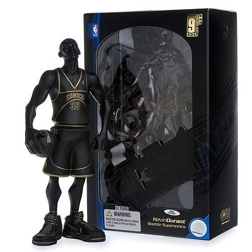 NBA All-Star Kevin Durant (Black Edition) Vinyl Figure