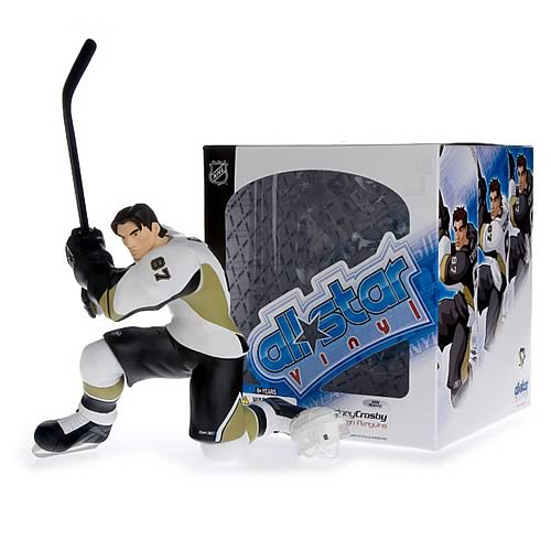 NHL All-Star Sidney Crosby (Road Jersey) Vinyl Figure
