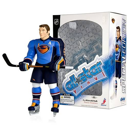 NHL All-Star Ilya Kovalchuk (Home Jersey) Vinyl Figure
