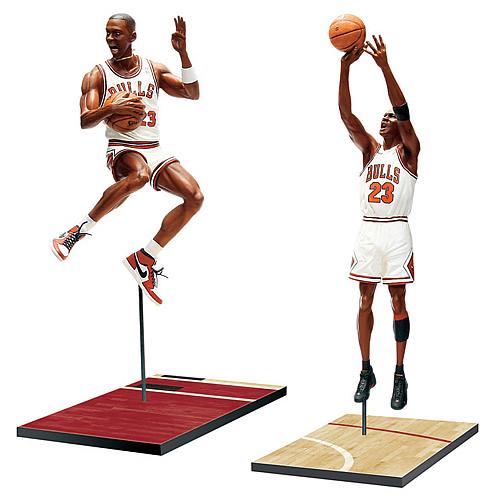 Michael Jordan Pro Shots Series 1 Action Figure Set ...