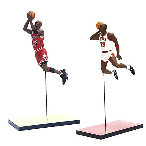 Michael Jordan Pro Shots Series 2 Figure Set