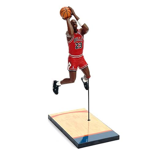 Michael Jordan Pro Shots Series 3 The Shot Figure