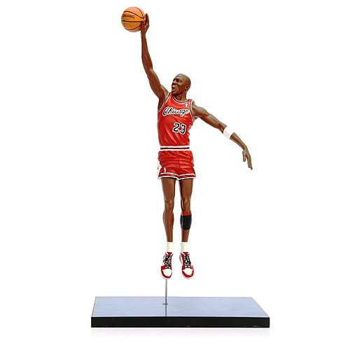 Michael Jordan Pro Shots Series 3 Rookie Card Figure