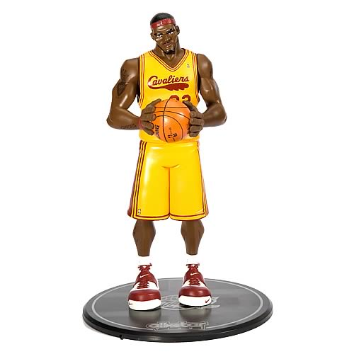 NBA LeBron James Series 1 All-Star Vinyl Statue