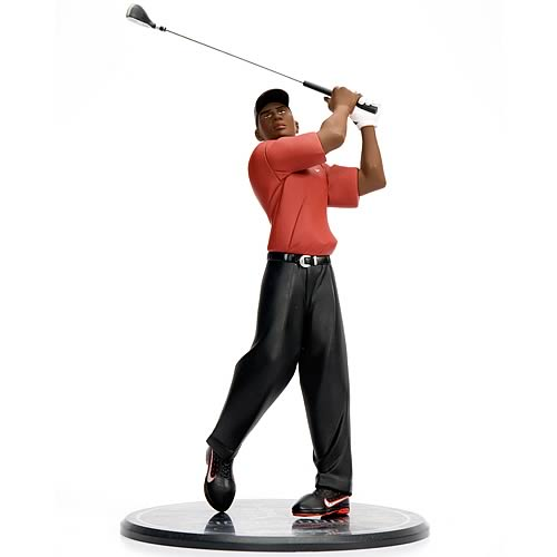 Tiger Woods All-Star Legends Series Statue