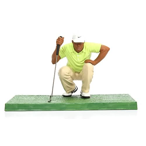 Tiger Woods Pro Shots Series 3 2007 PGA Championship Figure