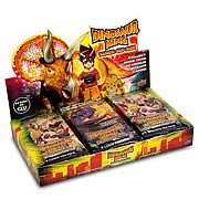 Dinosaur King Trading Card Game Booster Box