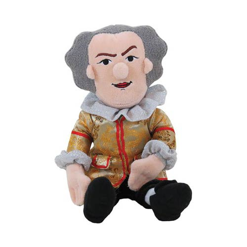 Johann Sebastian Bach Little Thinker Plush