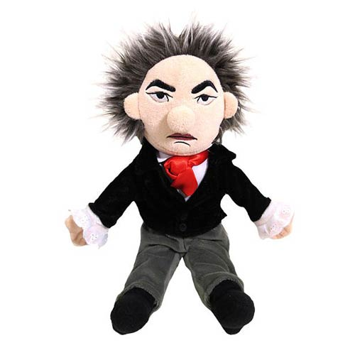 Beethoven Little Thinker Plush