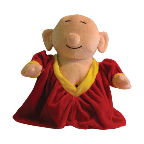 Buddha Little Thinker Plush