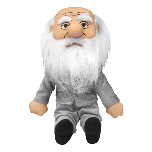 Charles Darwin Little Thinker Plush