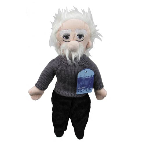 Albert Einstein Little Thinker Plush