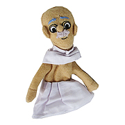 Gandhi Little Thinker Plush