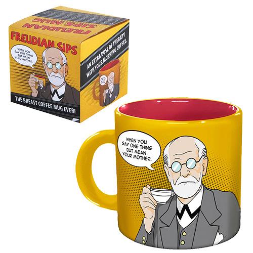Sigmund Freudian Sips Mug