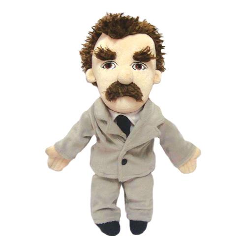 Friedrich Nietzsche Little Thinker Plush