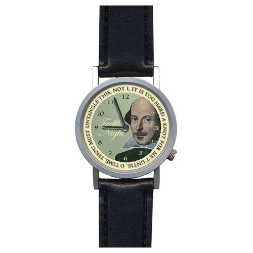 William Shakespeare Watch