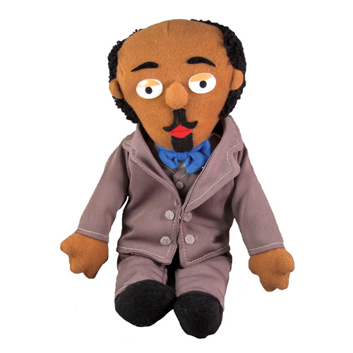 William Du Bois Little Thinker Plush