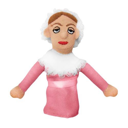 Jane Austen Plush Finger Puppet Magnet