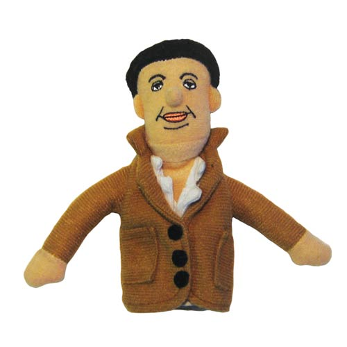 Diego Rivera Plush Finger Puppet Magnet