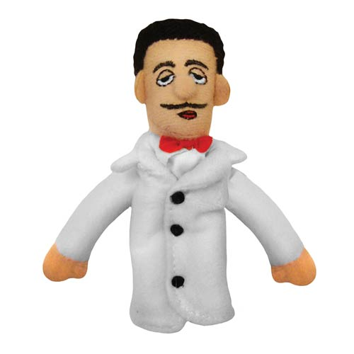 Giacomo Puccini Plush Finger Puppet Magnet