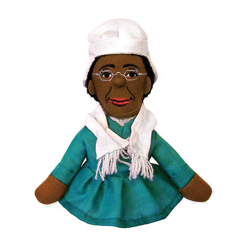 Sojourner Truth Plush Finger Puppet Magnet