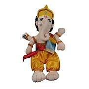 Ganesh Little Thinker Plush