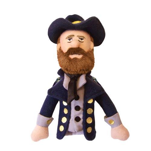 Ulysses S. Grant Plush Finger Puppet Magnet