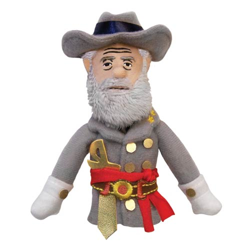 Robert E. Lee Plush Puppet Magnet